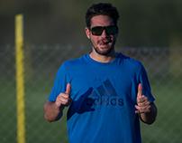 George Ladas - Semi-Professional Footballer