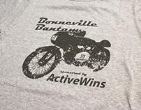 Bonneville Bantam T-shirt