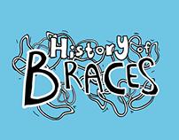 History Of Braces - Timeline