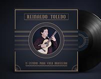 Viola Caipira - CD Cover - Reinaldo Toledo