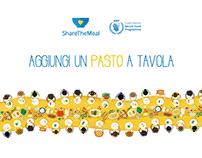 Aggiungi un Pasto a Tavola | ShareTheMeal