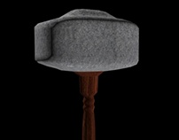 Blacksmiths Hammer