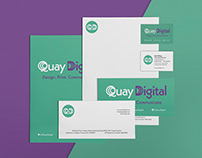Quay Digital Brand Update