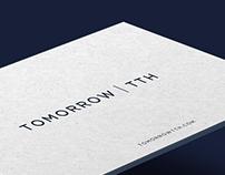 Tomorrow | TTH - Rebrand