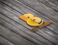3D Logo MockUp Presentations Designs