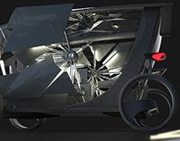 Swarovski Drive Concept
