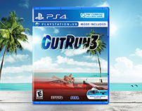 OutRun 3 | PS4 Cover