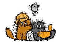 1001 cats
