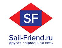 Logo of  the non commercial Social Sailing Portal