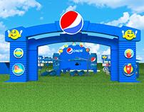 Pepsi Activation (Cairo Bites)