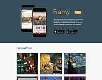 Framy Web 2015