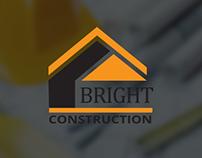 Bright Contruction Brand Identity