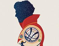 Doctor Strange - Poster Posse