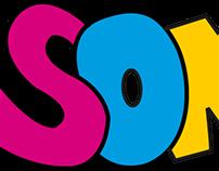 Opdracht vak GVO(Grafisch vormgeven) Bumba logo