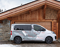 CITROEN SPACETOURER 4X4