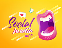 Travel agency social media
