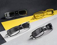 """eyewear collection """"Imago"""" / kolekce brýlí"""