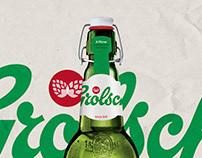 Grolsch - Rebrand