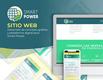 Sitio Web: SmartPower