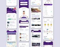 Unbiased Social Media insights App - Blockchain