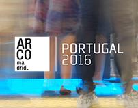 ARCO Madrid 2016 - Anúncio Catálogo