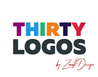 Thirty Logos Challange by ZanikDesign