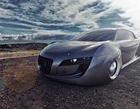 Audi RSQ Concept - Full CGI