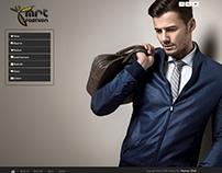 Responsive & Animated Web Design: MRT Fashion