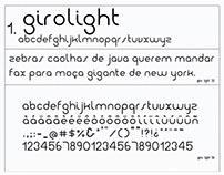 Giro Typeface