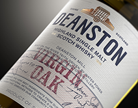 Deanston Highland Single Malt Scotch Whisky