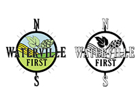 Logo Variations - Waterville First Economic Group