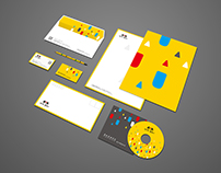Academic Children's Art_ Branding Design