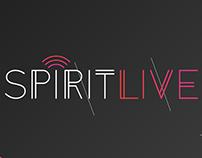 SpiritLive Branding