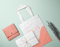 Nua Merchandise Design