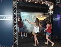 Maytag + Pandora | Event Design