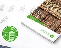 Schiffszimmerer Genossenschaft – Corporate Design