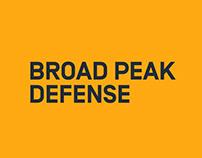 Broad Peak Defense