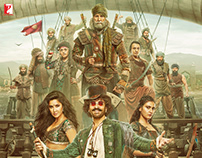 THUGS OF HINDOSTAN Poster-03