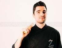 SupperStars - Chefs photoshoot