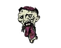 zombie tongue