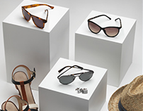 Leightons - Sunglasses Campaign
