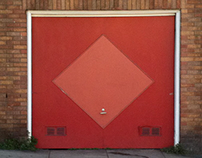 Three Garage Doors