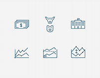Icon Design Based on Bank CICD