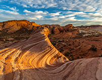 Sunset Valley of Fire...(Limited Edition)