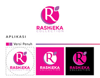 Rashieka Collection | Logo Design Proposal