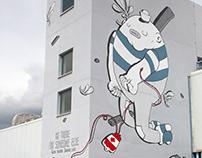 EKEA mural / 2018