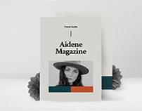 AIDENE Travel Guide Magazine