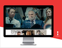 New York Havas Worldwide Site Redesign