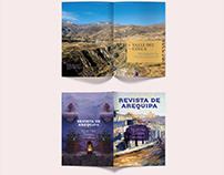 Práctica revista Arequipa