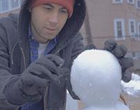 First Snow - Boston 2015